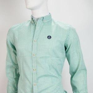 Sevillano y Molina - Tienda online moda hombre - Camisa Bora Bora Verde - Poleras Hombre