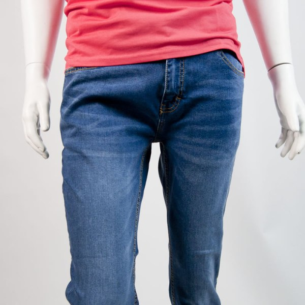 Sevillano y Molina – Tienda online moda hombre – Pantalón Tejano Damon Claro