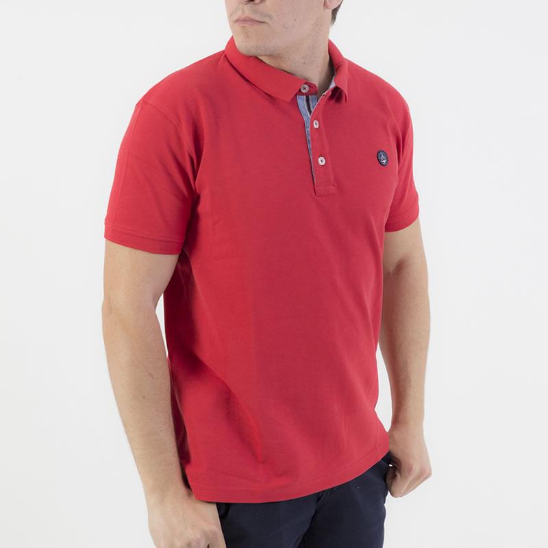 Sevillano y Molina - Tienda online moda hombre - Polo Altea Rojo