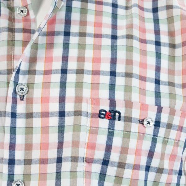 Sevillano y Molina – Camisa Benagil