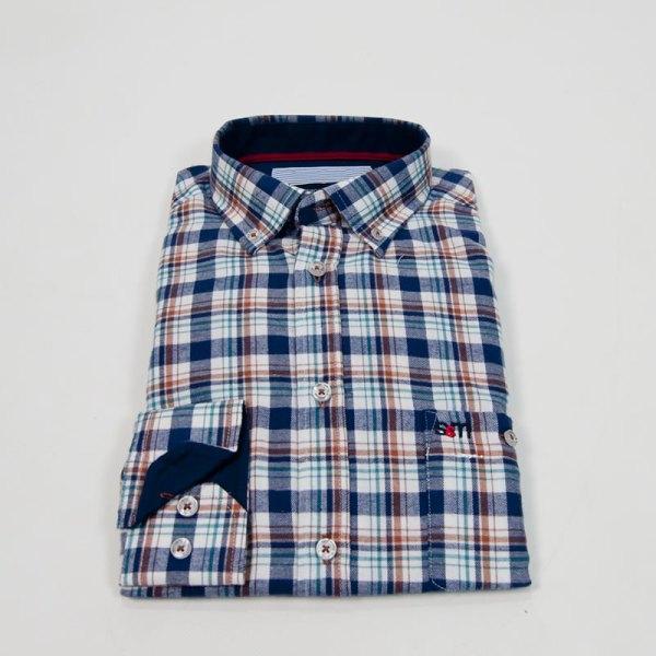 Sevillano y Molina – Camisa Cochas