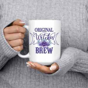 Original Witches Brew Mug