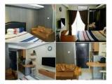 Disewakan Harian / Transit Apartemen Modernland Cikokol Tangerang – 1 & 2 BR Fully Furnished