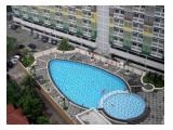 Sewa Harian / Mingguan / Bulanan Apartemen Margonda Residence II - Studio Full Furnished, Best View
