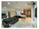 For Rent/Sale Apartment Residence 8 Senopati (SCBD) Available All type 1 / 2 / 3 Bedrooms Fully Furnished