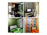 SEWA APARTEMEN: Kalibata City & Green Palace (2 BR, F.Furnished)