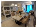 Sewa Apartemen Casa Grande Residence Jakarta Selatan - 1 / 2 / 3 Bedroom Full Furnished