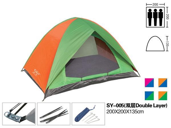 Sewa tenda dome camping lampung