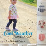 Cool Weather Pattern Mod Series and Free Pattern