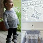 Cool Weather Series: Fair Isle Sweater Look-Alike