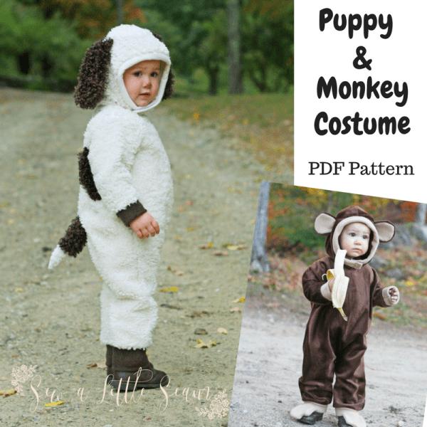 Free Animal Costume Pattern