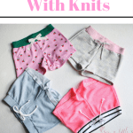 Making Your Linden Shorts with Knit