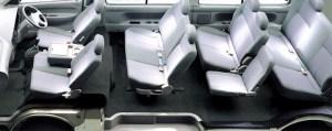 Sewa Mobil Bali Kia Pregio Seat