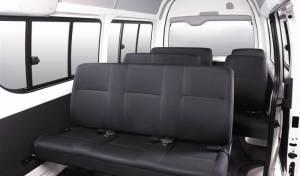 Sewa Mobil Bali Toyota Hiace Seat