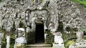 Desa Kintamani Bali - Goa Gajah Tour
