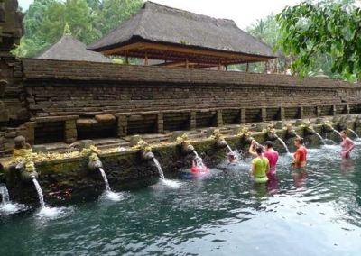 Desa Kintamani Bali - Pura Tirta Empul Tour