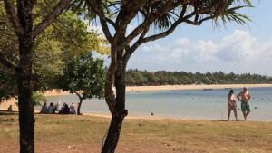 Pantai Nusa Dua Bali Feature