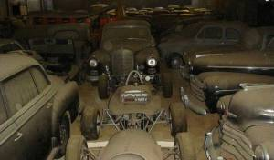 Mobil Tua Antik Mewah - Berbagai Merk