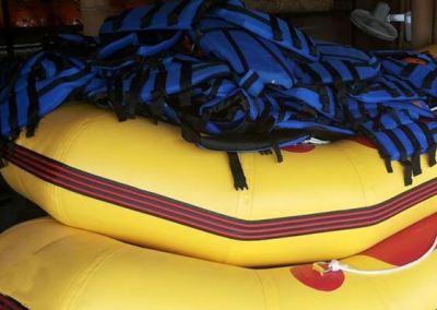 Paket Rafting Bali di Sungai Ayung 062016