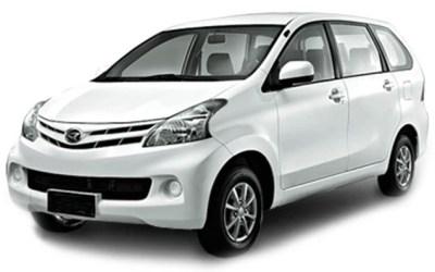 Sewa Mobil Daihatsu Xenia di Bali Dengan Sopir