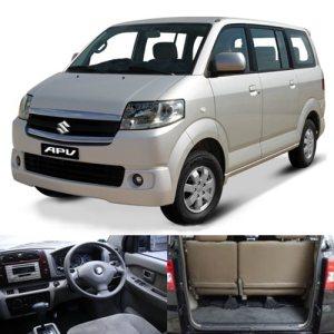 Sewa Mobil Di Bali Suzuki APV New HP