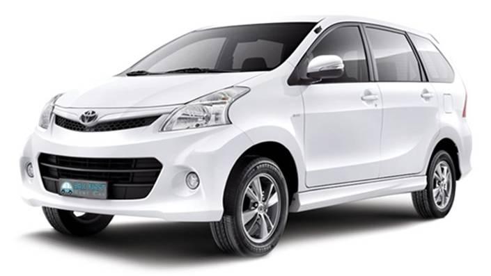 Sewa Mobil Toyota Avanza di Bali Dengan Sopir