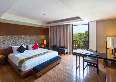 Hotel Le Grande Pecatu Bali One Bed Room 03