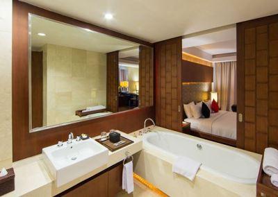 Hotel Le Grande Pecatu Bali One Bed Room 06