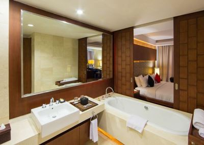 Hotel Le Grande Pecatu Bali One Bed Room 06