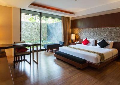 Hotel Le Grande Pecatu Bali Two Bed Room 02