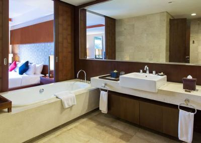 Hotel Le Grande Pecatu Bali Two Bed Room 03