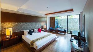 Hotel Le Grande Pecatu Bali Two Bed Room 06