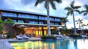 Hotel Le Grande Pecatu Uluwatu Bali DBar 01