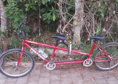Cycling di Bali Jalur Kintamani Menuju Ubud 02