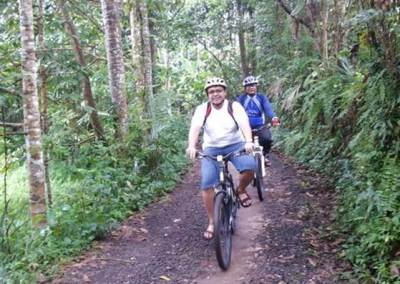Cycling di Bali Jalur Kintamani Menuju Ubud 04