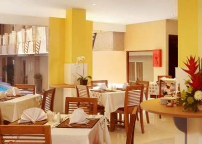 Hotel Rivavi Kuta Beach Bali - Restaurant