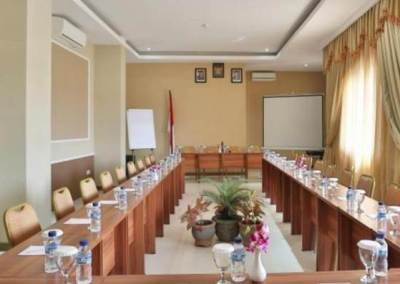 Hotel Rivavi Kuta Beach Bali - Ushape Meeting Room