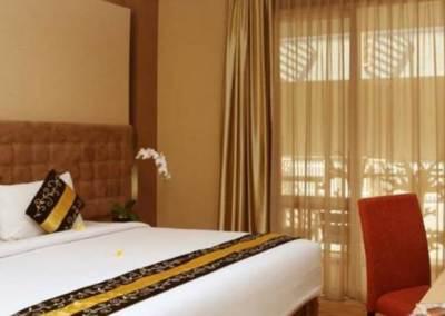 Hotel Rivavi Kuta Beach Bali - Window