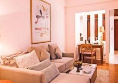 Hotel Kuta Paradiso Guest Room