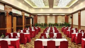 Kuta Paradiso Hotel Meeting Room