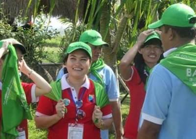 Trekking di Bali Kumpul Briefing