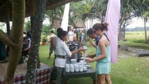 Trekking di Bali Refreshment
