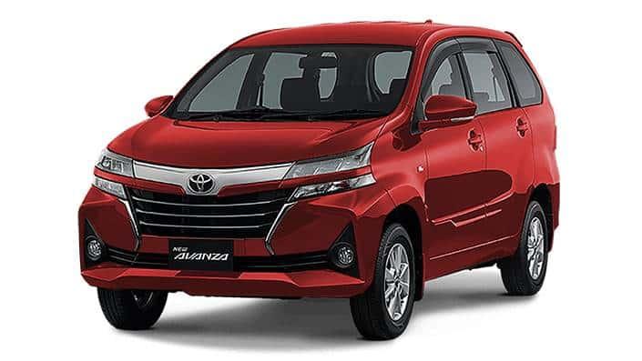 Harga Mobil Toyota Avanza Terbaru 2020 di Indonesia - Warna Merah