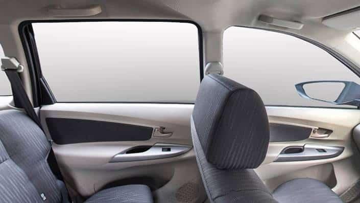 Interior Mobil Toyota Avanza Terbaru 2020 Bagian Samping