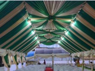 Tenda VIP Gold-Hijau