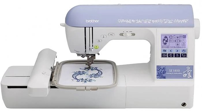 best computerized sewing and embroidery machine