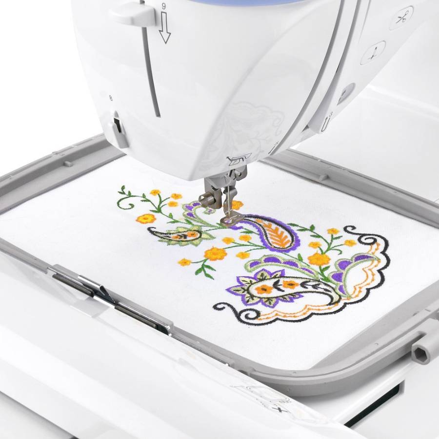 The best embroidery machine for your beautiful designs for Janome memory craft 200e embroidery machine reviews