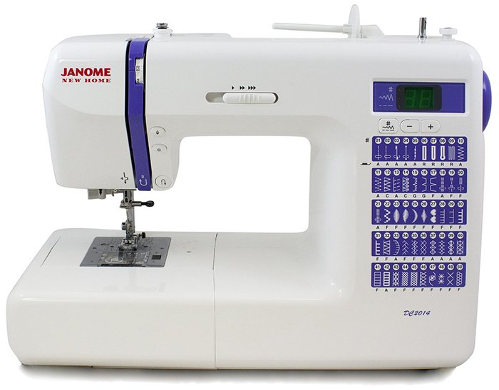 Janome DC2014 beginners sewing machine