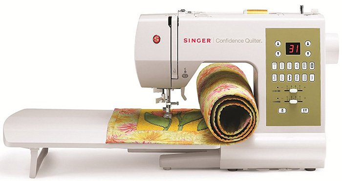 SINGER 7469Q computerized sewing and quilting machine