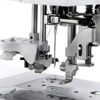 Brother Designio DZ820E Embroidery Machine needes and presser